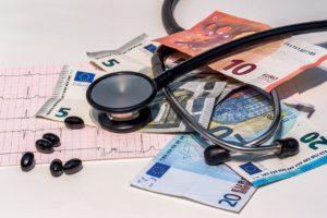 תשלום על טיפול רפואי